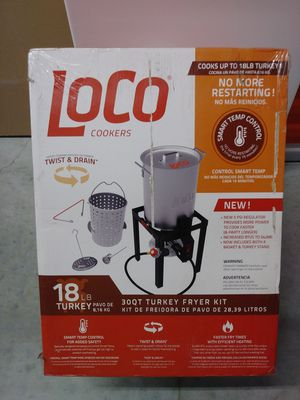 LOCO Cooker for Sale in Spring, TX