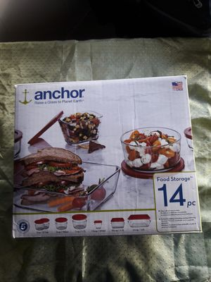 brand new set anchor for Sale in Bridgeport, CT