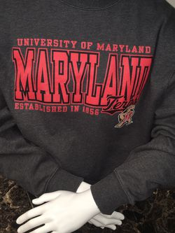 JanSport University Of Maryland Est. 1856 Terps Crewneck Sweatshirt Sz XXL Pre-owned, like new Please see photos. for Sale in Fairfax,  VA