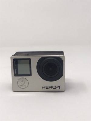 GoPro HERO 4 Black edition (includes monitor screen and other accessories) for Sale in Garden Grove, CA