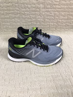 New Balance 880v8 Running Shoes Mens Grey With Black Gently used for Sale in Buckhannon, WV