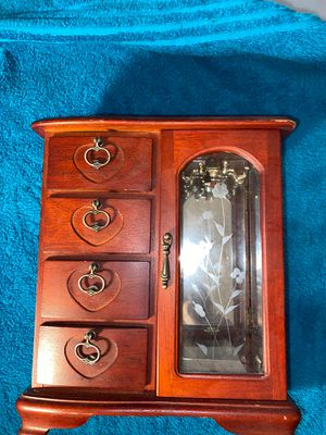 Jewelry box for Sale in Fort Worth, TX