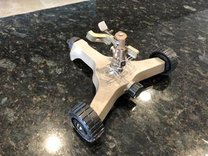 Orbit 7,800-sq ft Impulse Sled Lawn Sprinkler for Sale in Largo, FL