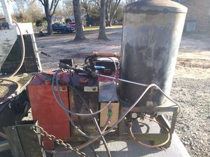 Honda 18hp pressure washer/generator 110 for Sale in Ward, AR