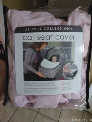 Car seat cover (pink) for Sale in Lehigh Acres, FL