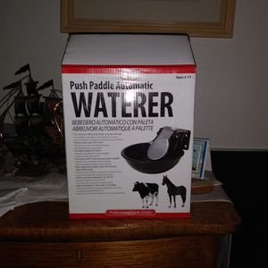 Automatic Waterer For Livestock for Sale in Jurupa Valley, CA