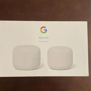 Google Nest Router And Pointer for Sale in Orlando, FL
