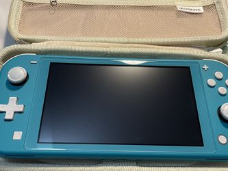 Nintendo Switch Lite - Turquoise for Sale in Kissimmee,  FL