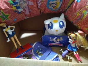 Sailor Moon collectibles for Sale in Magna, UT