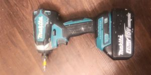 Makita XDT16Z 18V LXT Lithium-Ion Brushless Cordless Quick-Shift Mode 4-Speed Impact Driver for Sale in Fort Worth, TX