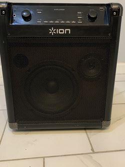 ION AUDIO SPEAKER for Sale in Morgantown,  WV