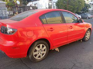 For parts 2008 Mazda 3 for Sale in Stockton, CA