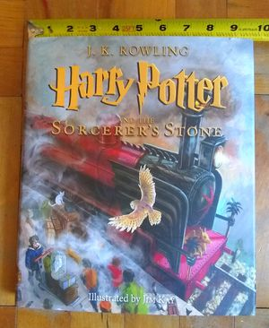 Harry Potter Book Hard Cover for Sale in Whittier, CA