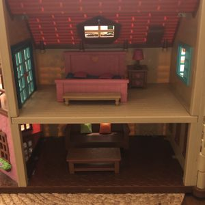 Littlest pet shop house with accessories for Sale in Troutdale, OR