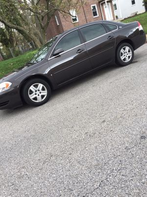 08 Chevy impala for Sale in Baltimore, MD