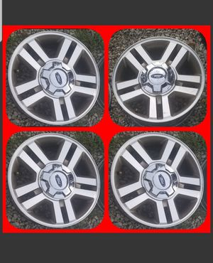 Ford F -150 0EM Wheels $250.00 for Sale in Montgomery, AL