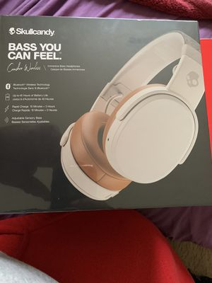 Brand New Skullcandy Crusher Wireless for Sale in Germantown, MD