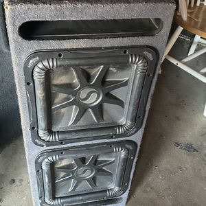 Two L5 Kicker $300 OBO for Sale in Fresno, CA