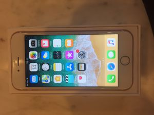 BRAND NEW UNLOCKED IPHONE 6s 64 GB MEMORY for Sale in Duluth, GA