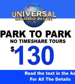 Universal Studios Tickets for Sale in Belle Isle,  FL
