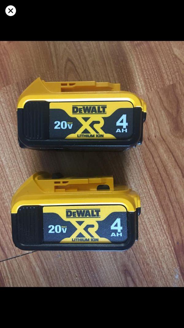 Battery s 4 XR New