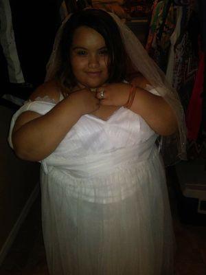 Wedding dress for Sale in Mercedes, TX