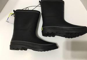 Western Cheif black kids Rain boots sz 5 for Sale in Hialeah, FL