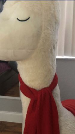 5ft Llama Plush for Sale in Miami,  FL