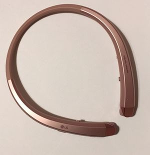 LG TONE INFINIM Wireless Stereo Headset HBS-910 Rose Gold for Sale in Columbus, OH