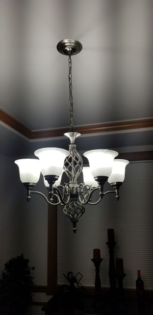 Dining Room chandelier for Sale in Puyallup, WA