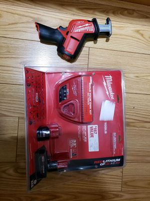 Milwaukee m12 fuel sawzall kit for Sale in Columbus, OH