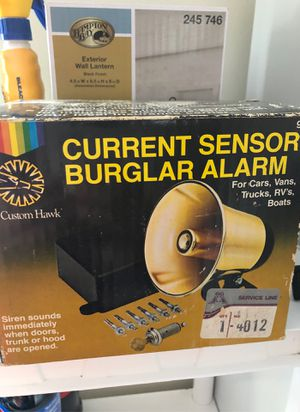 Burglar alarm for cars Vans Truck Rv'S Boats for Sale in St. Louis, MO