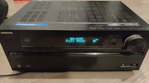 Onkyo nr609 thx receiver 7.1 Dolby digital for Sale in Lombard, IL