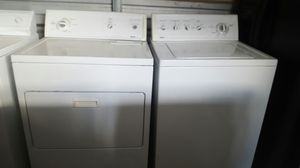Kenmore 80 series Set electric With 6 Month warranty for Sale in Denver, CO
