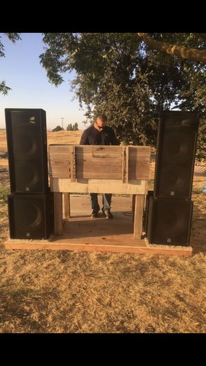 JBL PA Speaker system for Sale in Valley Home, CA