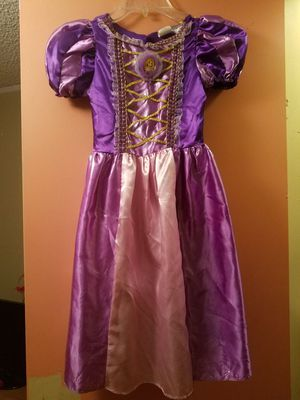 Girls Rapunzel Halloween costume for Sale in Plant City, FL