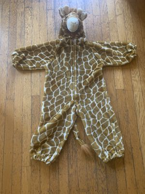 "Toddler Giraffe Costume Sz 2-3 Up To 36"" for Sale in Portland, OR"