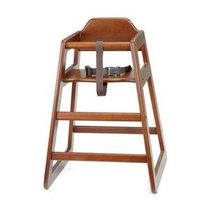 Classical wooden high chair for Sale in Washington, DC