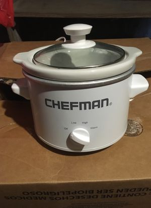 Crockpot (Chefman) for Sale in Mohnton, PA