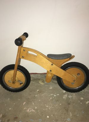Wooden Balance Training Bike for Toddler for Sale in Tampa, FL