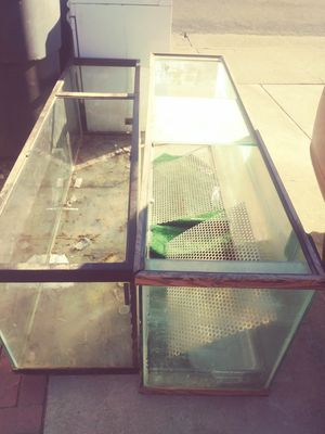 Reptile tanks for Sale in Sacramento, CA