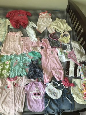 Baby Clothes various sizes (Girl) for Sale in Columbus, OH