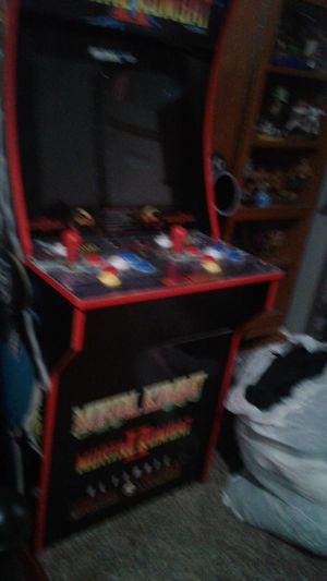 Mortalkombat arcade game like two weeks old for Sale in Bakersfield, CA