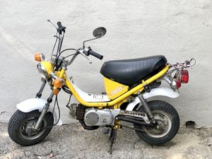 Yamaha Chappy Motorcycle Bike Scooter Moped Dirt for Sale in Los Angeles, CA