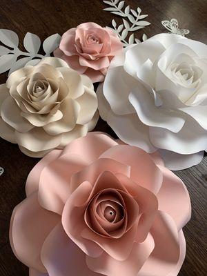 Nursery Paper Flower Arrangement for Sale in Houston, TX