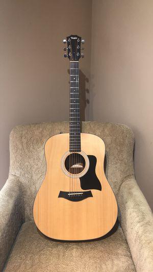 2017 Taylor 110e guitar for Sale in Ashburn, VA