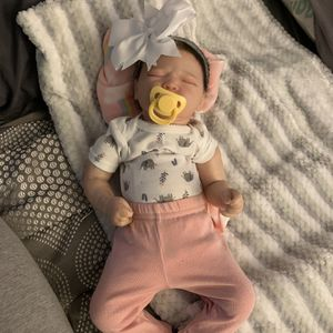 Reborn Baby With Cloth Body for Sale in Antioch, CA