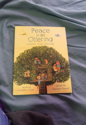 Peace is an offering book for Sale in Greenville, NC