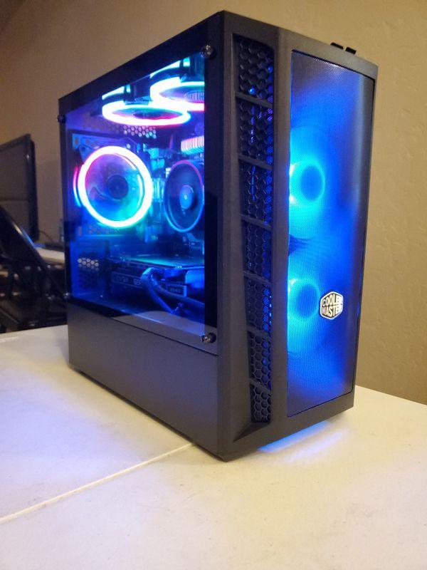 1080p/1440p Gaming PC