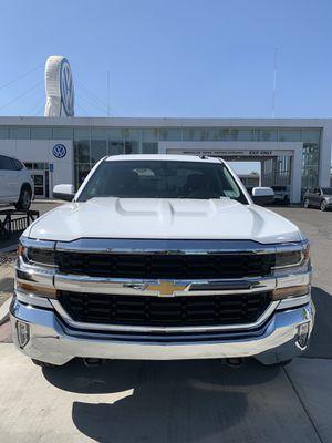 2017 Chevrolet Silverado 4X4 for Sale in San Bernardino, CA